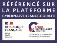 Cybersécurité - Cybermalveillance
